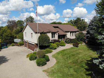 Single Family Home For Sale: 16222 Silvershore