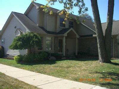 Wyandotte Single Family Home For Sale: 807 Antoine