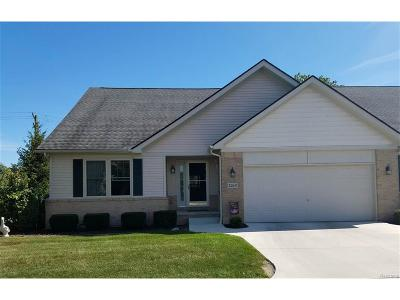 Brownstown Twp Condo/Townhouse For Sale: 23541 Ashley #132