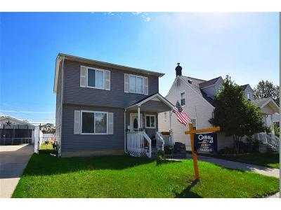 Trenton Single Family Home For Sale: 3261 Charles