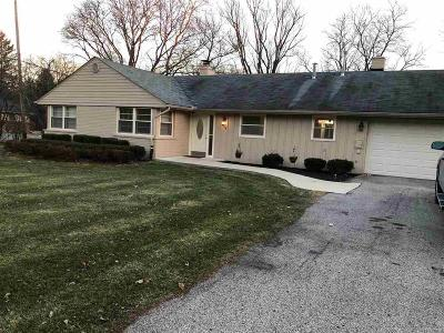 Troy Single Family Home For Sale: 4074 Rouge Circle
