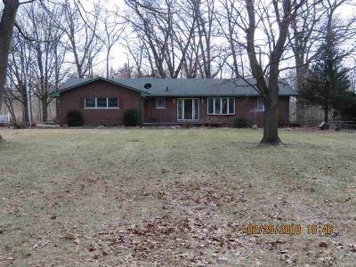 Van Buren Twp Single Family Home For Sale: 49693 S I 94 Service Drive