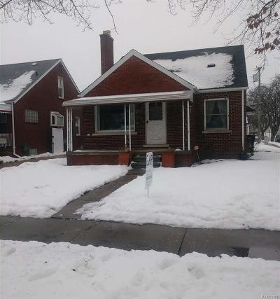 Wyandotte Single Family Home For Sale: 1219 16th