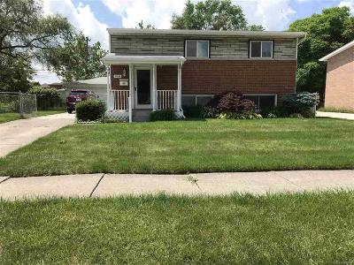 Rockwood Single Family Home For Sale: 31638 Hazel