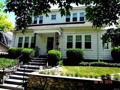 Wyandotte Single Family Home For Sale: 2623 1st