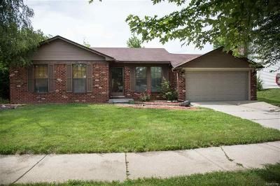 Woodhaven Single Family Home For Sale: 25460 Montebello