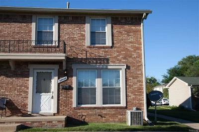 Brownstown Twp Condo/Townhouse For Sale: 28406 Longmeadow Ln.