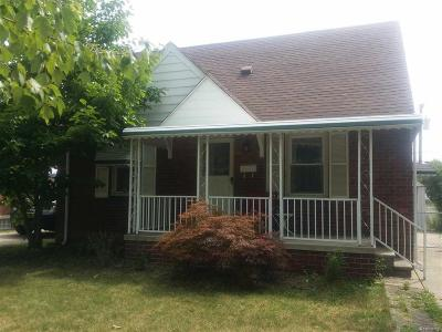 Wyandotte Single Family Home For Sale: 1473 17th