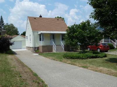 Trenton Single Family Home For Sale: 5120 Argonne