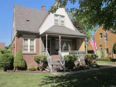 Wyandotte Single Family Home For Sale: 3362 21st