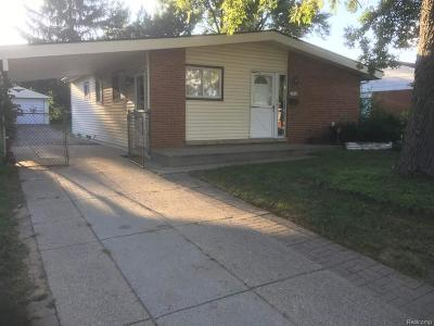 Westland Single Family Home For Sale: 306 Wildwood