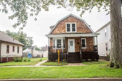 Wyandotte Single Family Home For Sale: 755 Plum