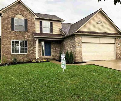 Brownstown Twp Single Family Home For Sale: 34003 Crooks