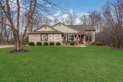 Calhoun County Single Family Home For Sale: 170 Hilltop Trl