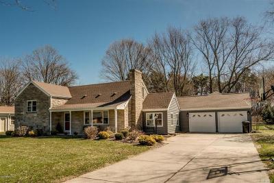 Calhoun County Single Family Home For Sale: 752 N Kalamazoo Ave