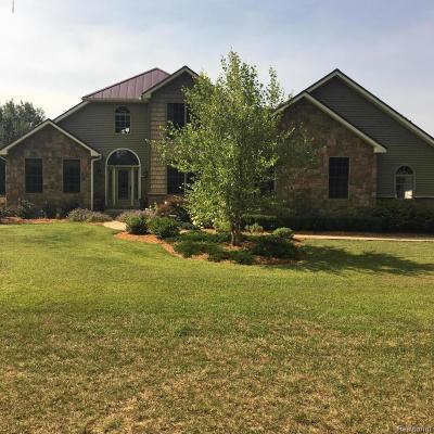 Calhoun County Single Family Home For Sale: 21424 W Dr