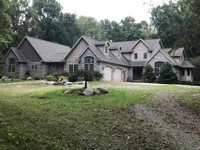 Hillsdale County Single Family Home For Sale: 1255 Meadow Ln
