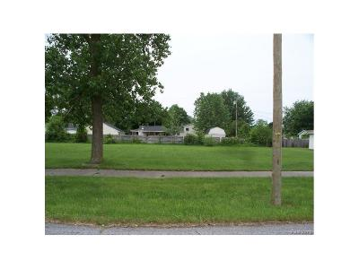 Ypsilanti Residential Lots & Land For Sale: 1912 McCartney Avenue