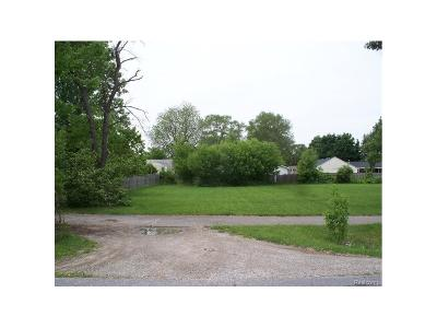 Ypsilanti Residential Lots & Land For Sale: 1962 McCartney Avenue