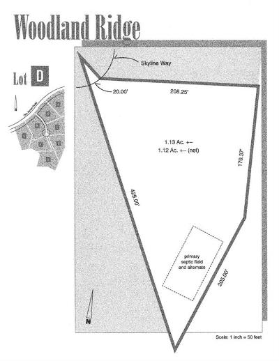 Ann Arbor Residential Lots & Land For Sale: 2852 Skyline Way