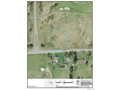 Ann Arbor, Scio, Ann Arbor-scio, Scio, Scio Township, Scio Twp Residential Lots & Land For Sale: W Liberty Road