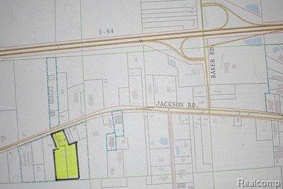 Ann Arbor, Scio, Ann Arbor-scio, Scio, Scio Township, Scio Twp Residential Lots & Land For Sale: 8065 Jackson