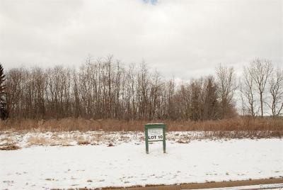 Ann Arbor, Scio, Ann Arbor-scio, Scio, Scio Township, Scio Twp Residential Lots & Land For Sale: 2253 Oxbow Court