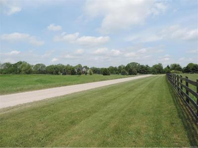 Superior, Superior Twp Residential Lots & Land For Sale: 7537 Warren Road
