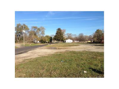 Ypsilanti Twp Residential Lots & Land For Sale: Ecorse Road