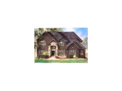 Huron Twp Single Family Home For Sale: 24079 Deerhawk Drive
