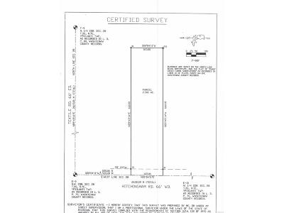 Ypsilanti Twp Residential Lots & Land For Sale: E Hitchingham