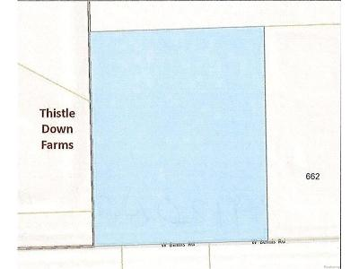 Pittsfield, Pittsfield Twp Residential Lots & Land For Sale: Bemis Road
