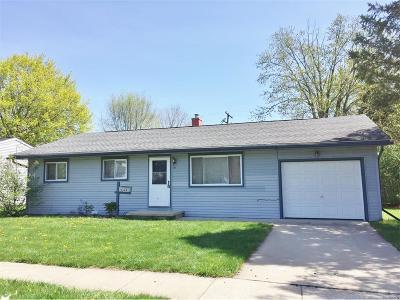 Milan Twp, Salem, Salem Twp, Milan, Milan Township Single Family Home For Sale: 141 S Platt Street