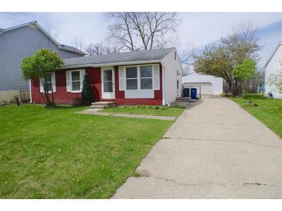 Ann Arbor, Ann Arbor (c), Ann Arbor Twp, Ann Arbpr Single Family Home For Sale: 5 Trowbridge Court