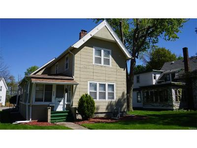 Ypsilanti Single Family Home For Sale: 423 S Huron Street
