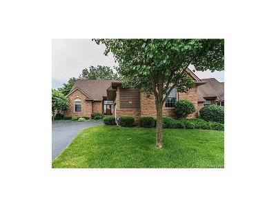 Pittsfield, Pittsfield Twp Rental For Rent: 5237 Crooked Stick Drive
