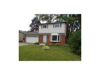 Superior, Superior Twp Single Family Home For Sale: 8624 Hemlock Court