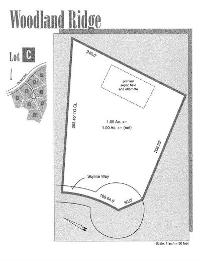 Ann Arbor Residential Lots & Land For Sale: 2880 Skyline Way