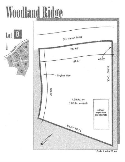 Ann Arbor Residential Lots & Land For Sale: 2900 Skyline Way