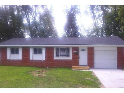 Superior, Superior Twp Single Family Home For Sale: 8622 Pine Court