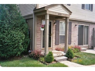 Ann Arbor Rental For Rent: 3005 Forest Creek Court