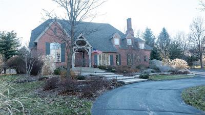 Ann Arbor Single Family Home For Sale: 2613 White Oak Court
