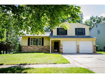 Superior, Superior Twp Single Family Home For Sale: 1742 Hamlet Drive