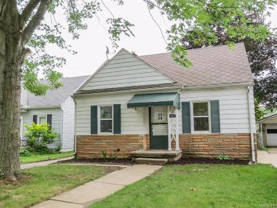 Ypsilanti Rental For Rent: 2017 Harding Avenue