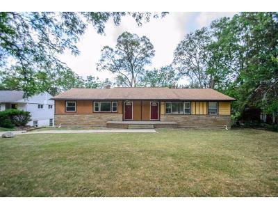 Multi Family Home For Sale: 2130 Washtenaw Avenue