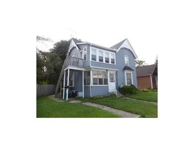 Multi Family Home For Sale: 367 Wabash