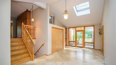 Ann Arbor Single Family Home For Sale: 2815 Overridge Drive