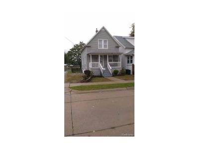 Wyandotte Single Family Home For Sale: 956 3rd Street