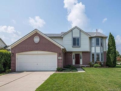 Ann Arbor, Scio, Ann Arbor-scio, Scio, Scio Township, Scio Twp Rental For Rent: 312 Red Rock Court