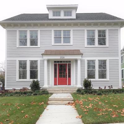 Ann Arbor Single Family Home For Sale: 2026 Geddes Avenue